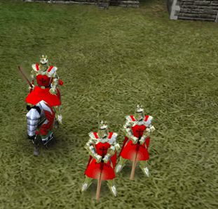 King Arthur in Stronghold 2