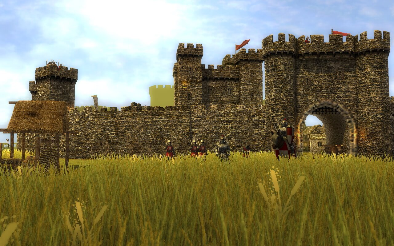 Stronghold Nation Community Forums