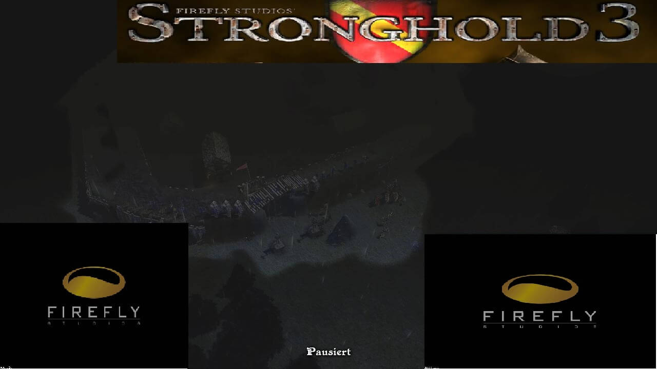 Stronghold 3 Load Screens