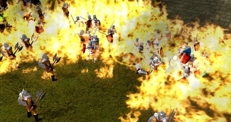 Stronghold Legends Load Screens