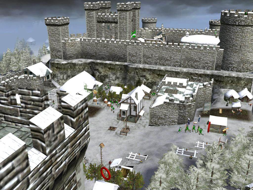 Stronghold Nation Downloads Section