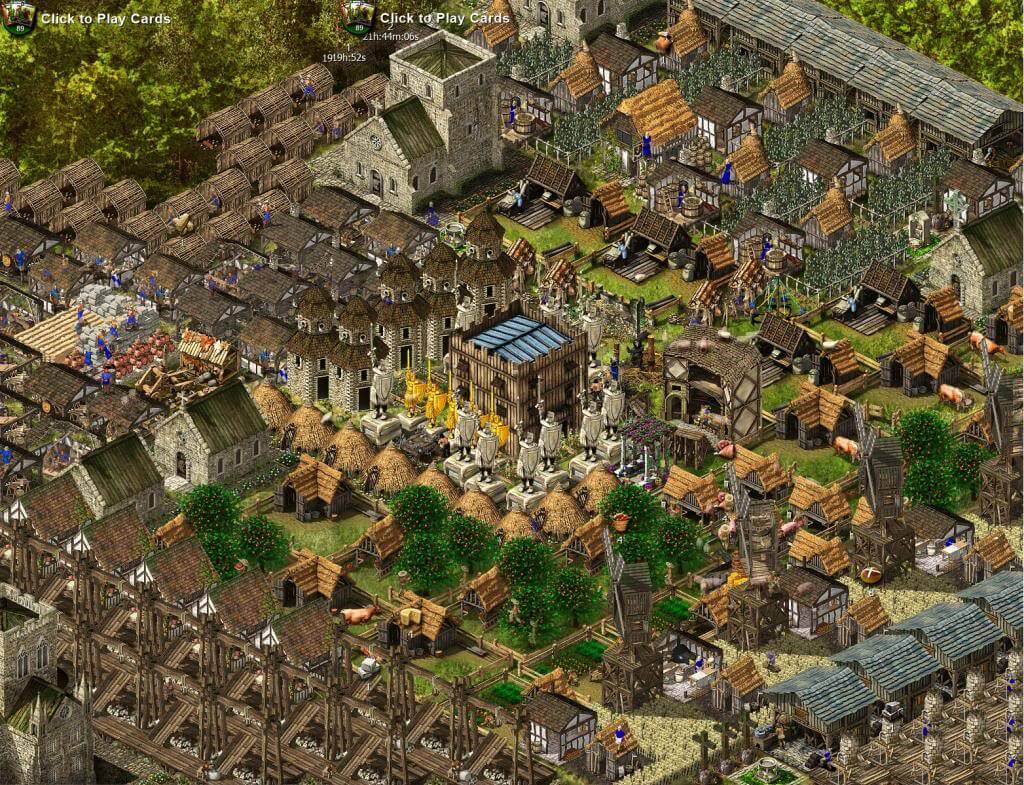 Stronghold Kingdoms Screenshots