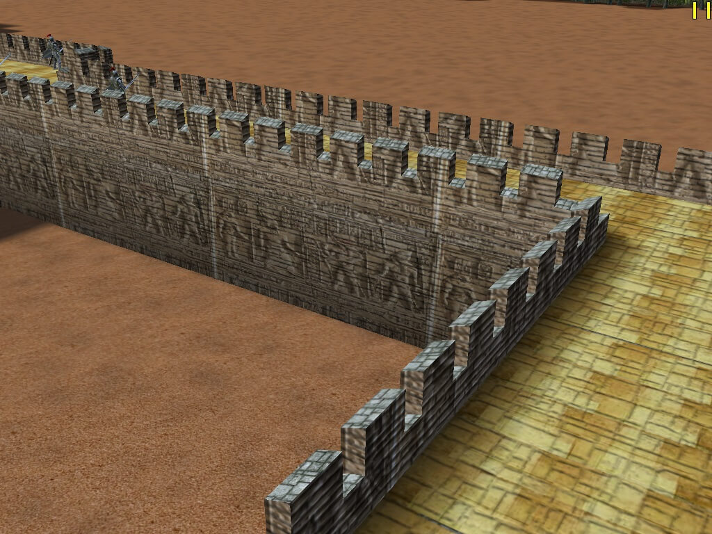 Egyptian Walls