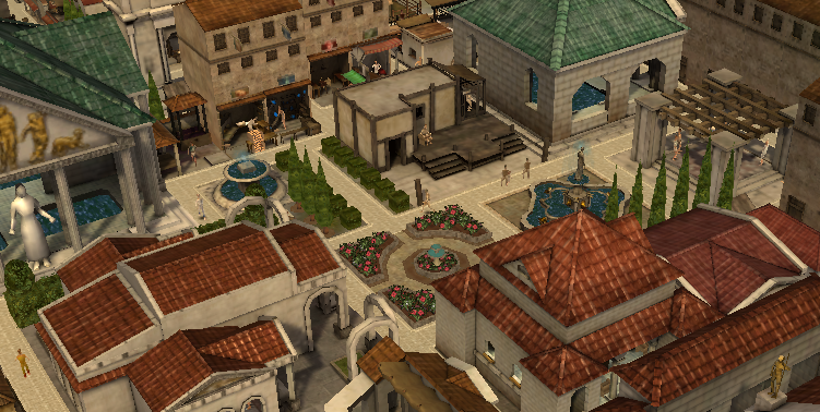 CivCity Rome Screenshots