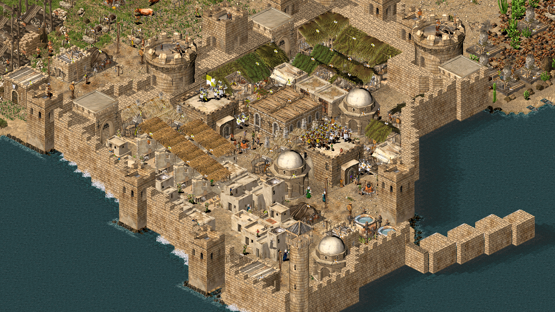 Acre Fortress 3