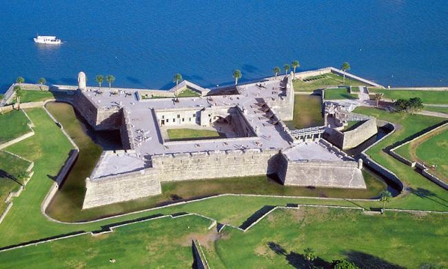 Castillo De San Marco S