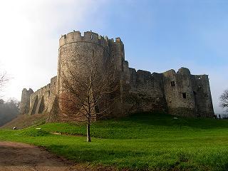 Chepstow Castle 1