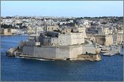 Fort St Angelo 1