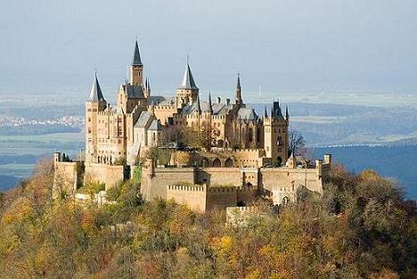 Hohenzollren Castle