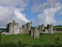 Kidwelly Castle 1