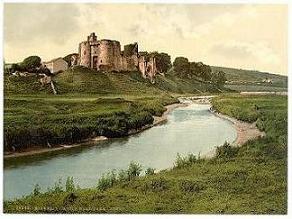 Kidwelly Castle 2