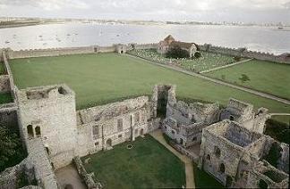 Porchester Castle 2