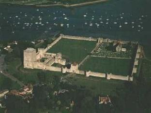 Portchester Castle 1