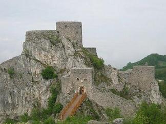 Srebrenik Castle 1