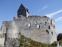 Topolcany Castle 1