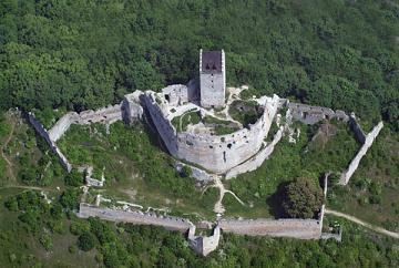 Topolcany Castle 2