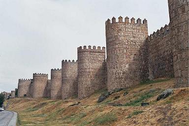 Walls Of Avila 2